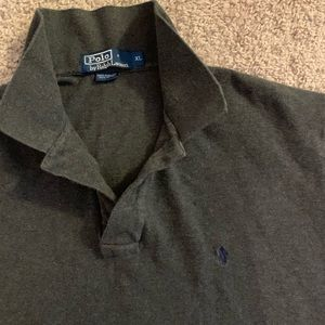Polo by Ralph Lauren Shirts - Polo Ralph Lauren Gray Polo Shirt - XL